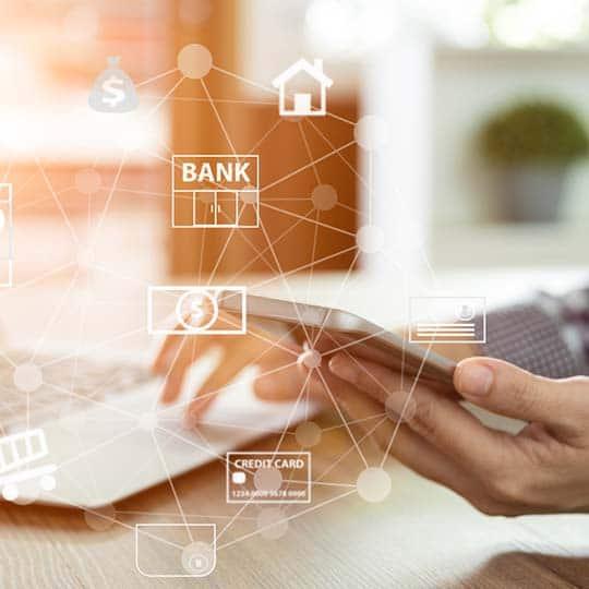 Technology - fintech banks