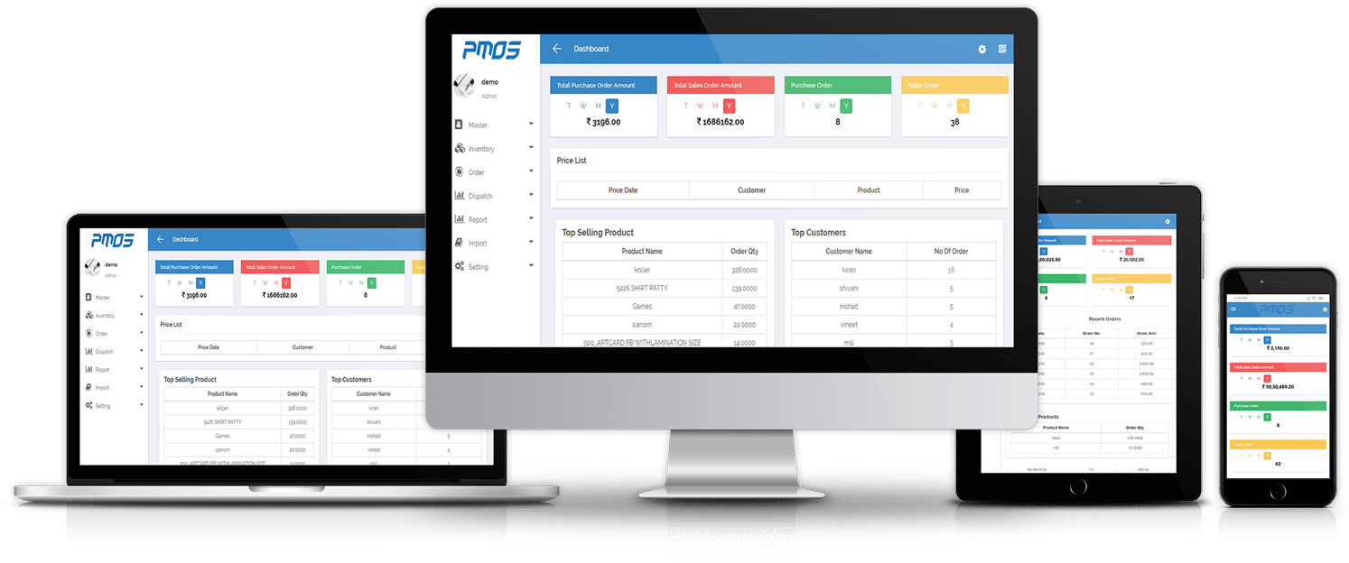 Price management And ordering system software