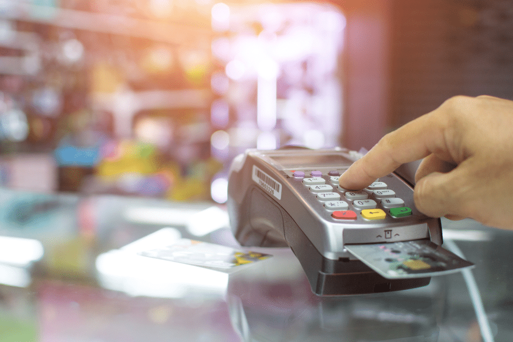 point of sale providers in fintech