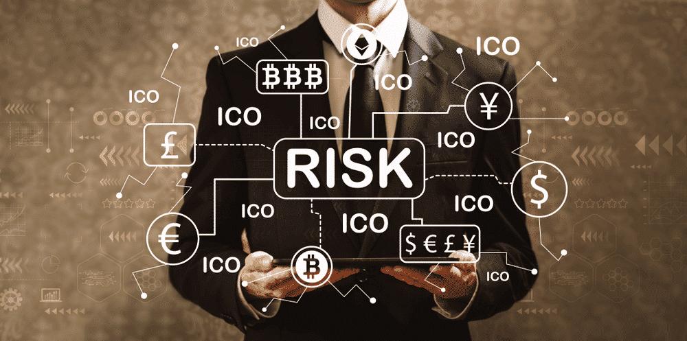 How can blockchain address De-Risking?