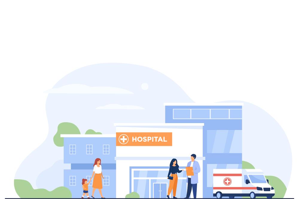 Visitor Management System for Hospitals